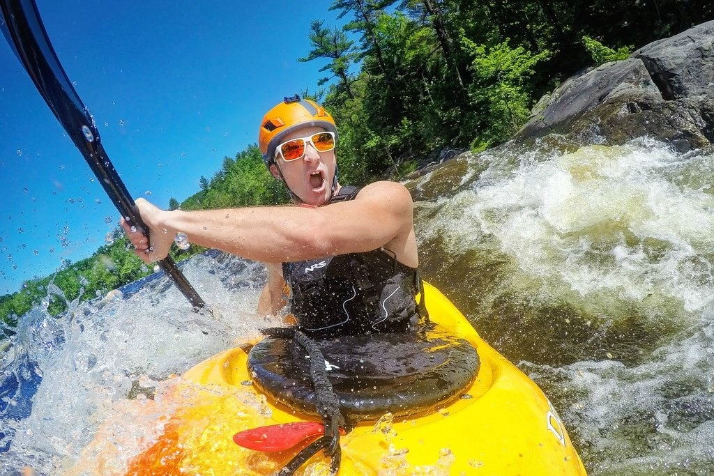Kayaking Rivers in New Hampshire