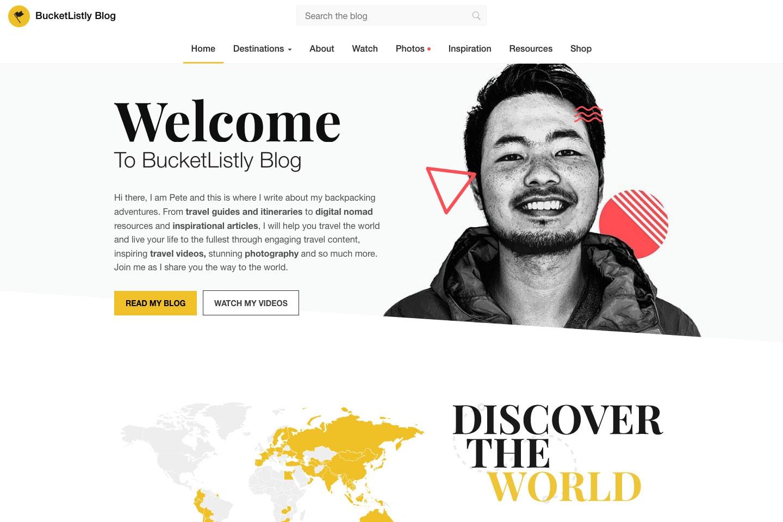 Bucketlistly Travel Blog