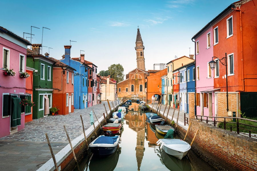 Burano Italy Travel Guide