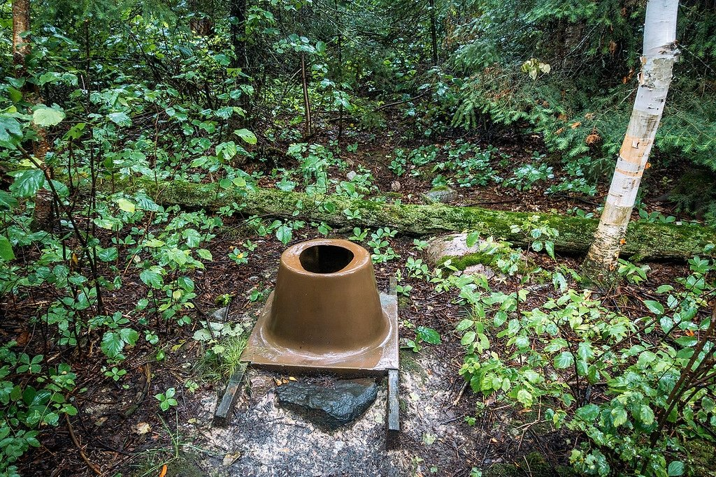 Wilderness Toilet BWCA