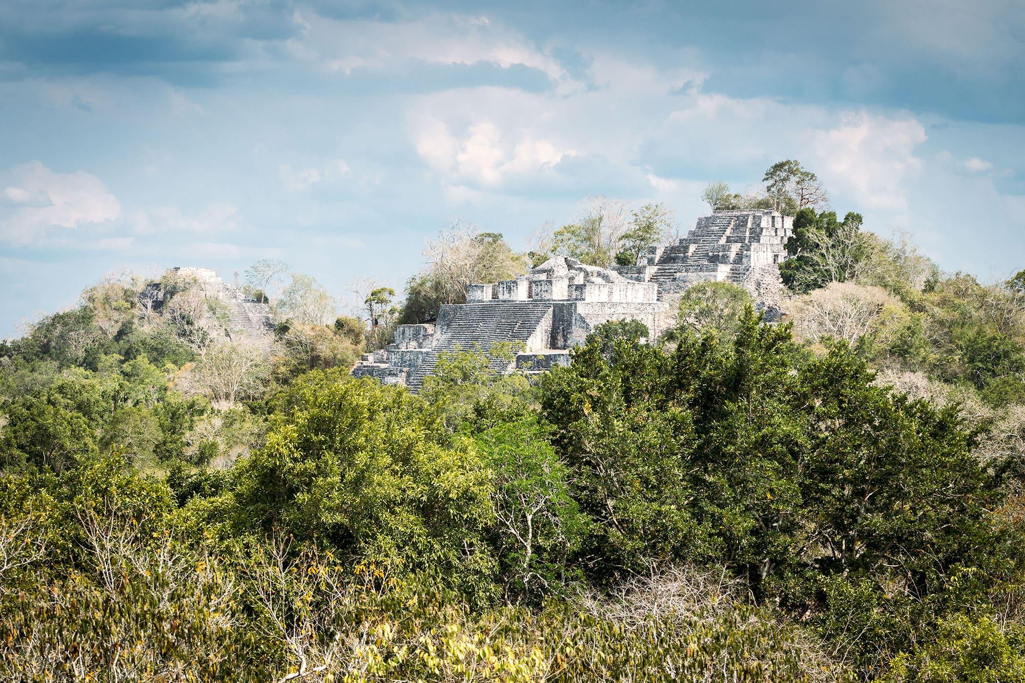 Calakmul Mayan Ruins Guide