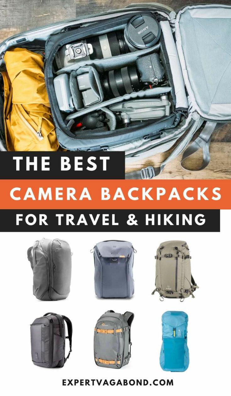 Top Camera Backpack Reviews: Choosing the perfect camera backpack for travel.