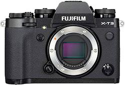 Fuji XT3 Compact Camera