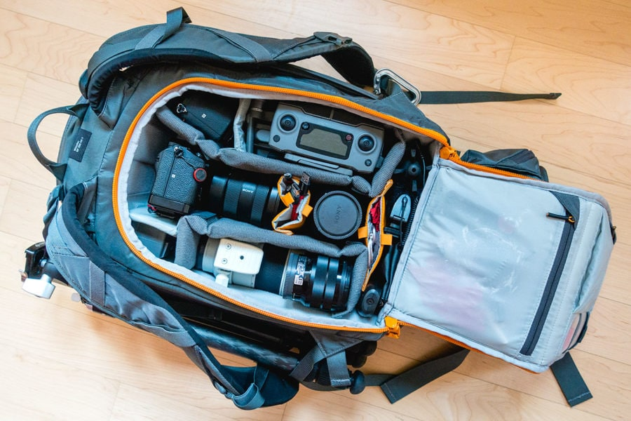 Camera Backpack for Travel