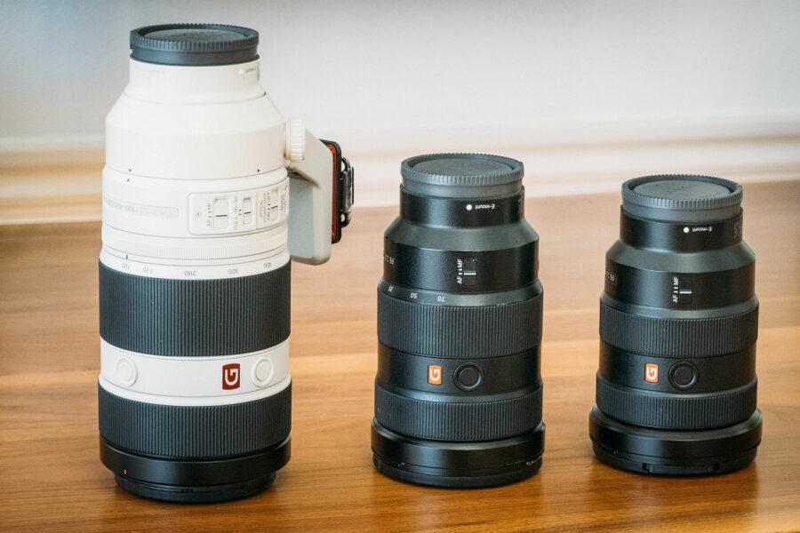 Camera Lenses for Traveling