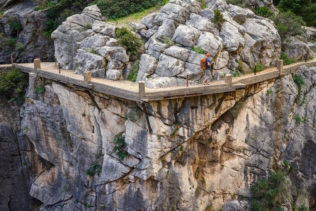 Caminito del Rey Hike Spain