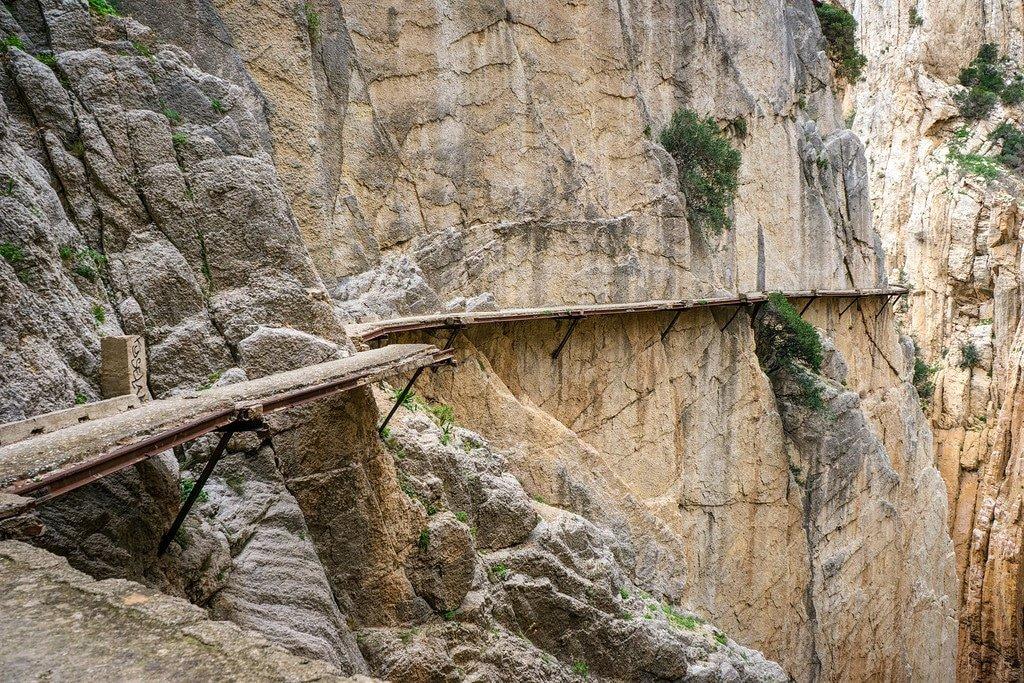 Caminito del Rey Spain