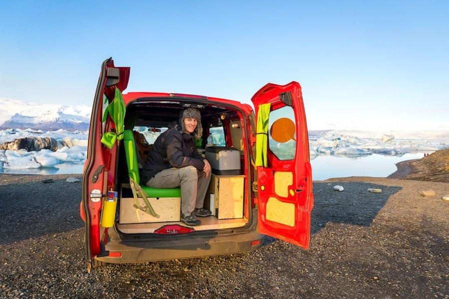 Campervan Tips for Iceland