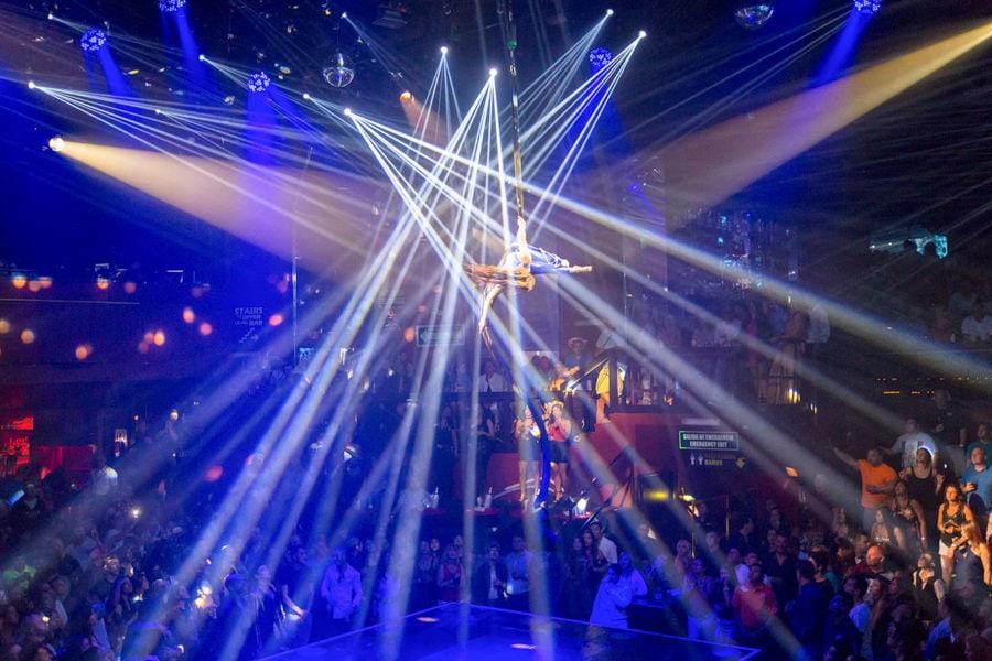 Coco Bongo Nightclub Cancun