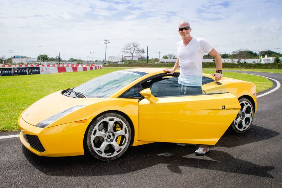 Exotic Cars Cancun Activities