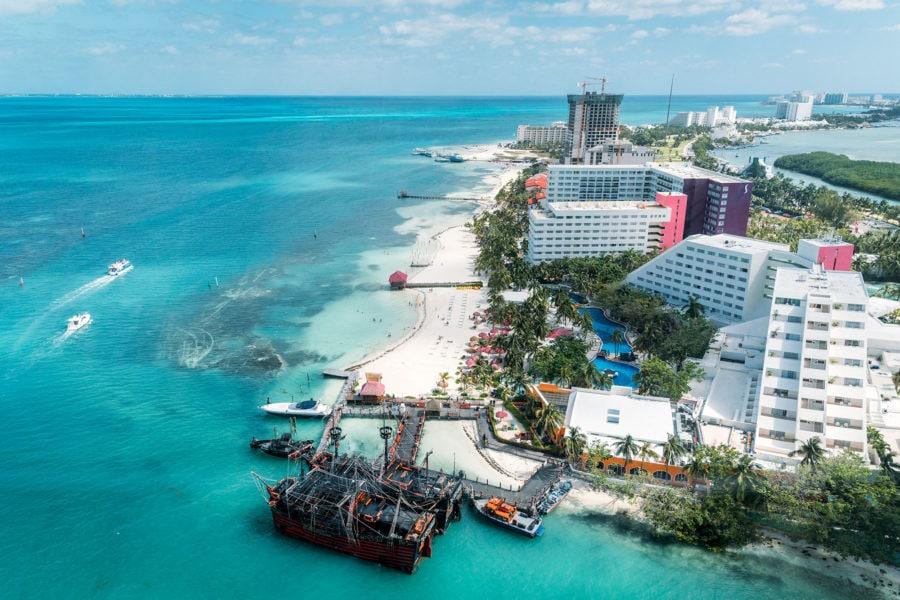 Cancun Scenic Tower