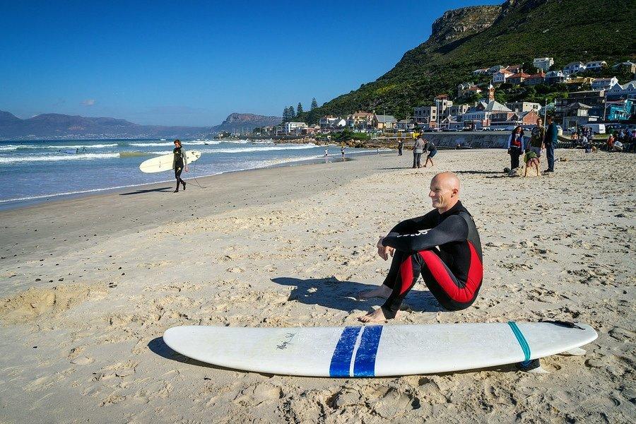 Capetown Muizenberg matt