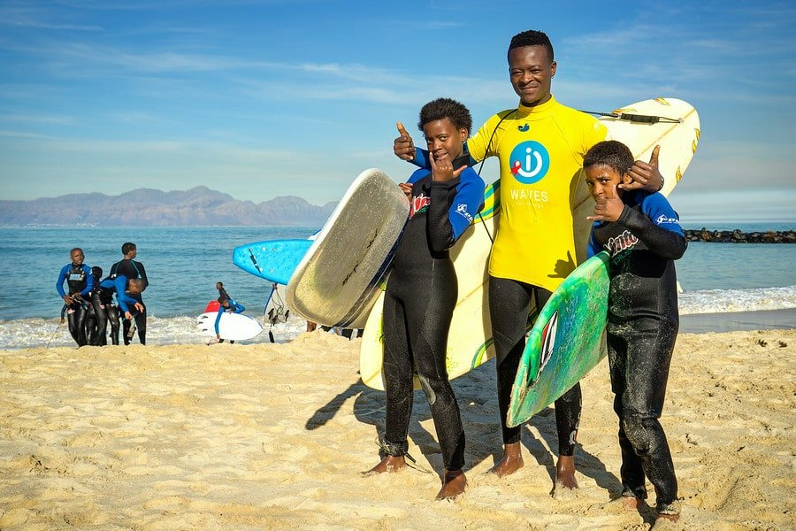 Capetown Waves Instructor
