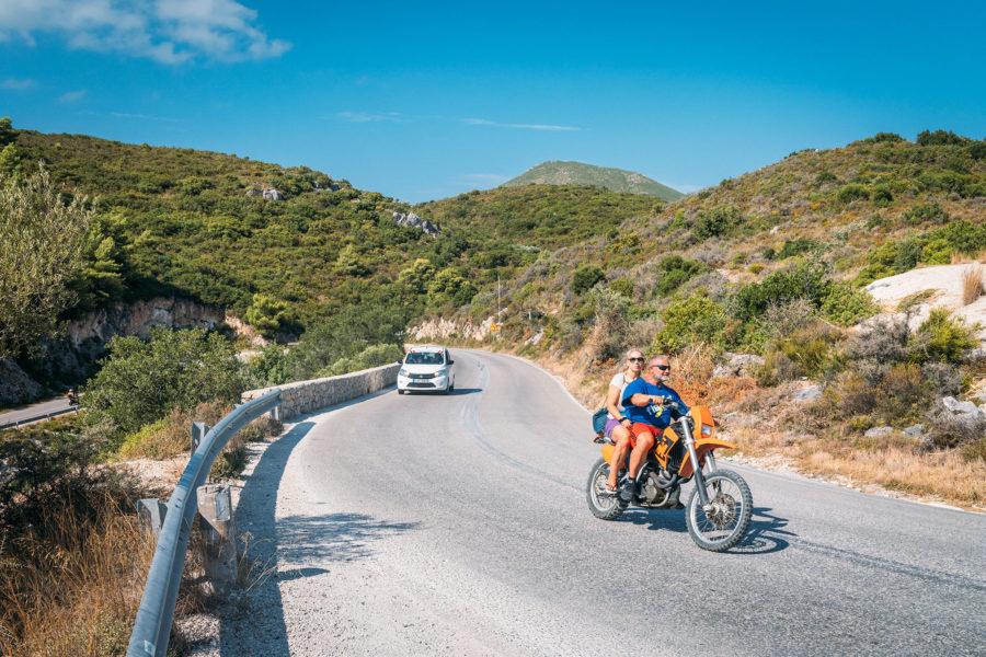 Back Roads in Greece