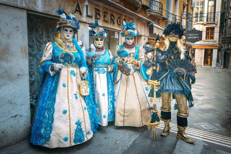 Venice City Streets