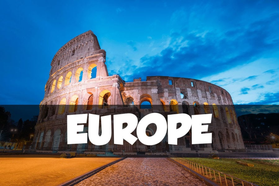 Europe Travel Articles