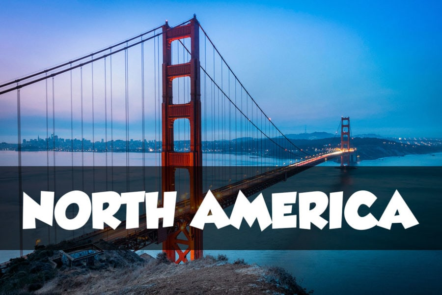 North America Travel Articles