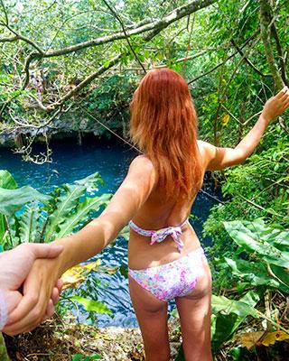 Mexican Cenotes