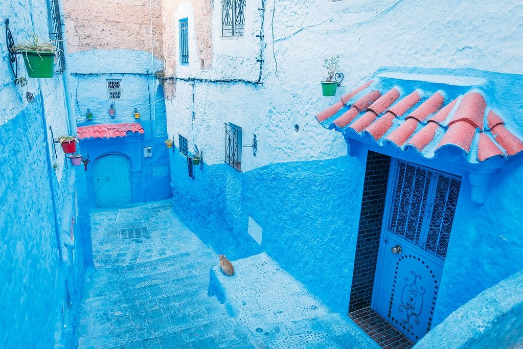Chefchaouen Morocco Jewish Population