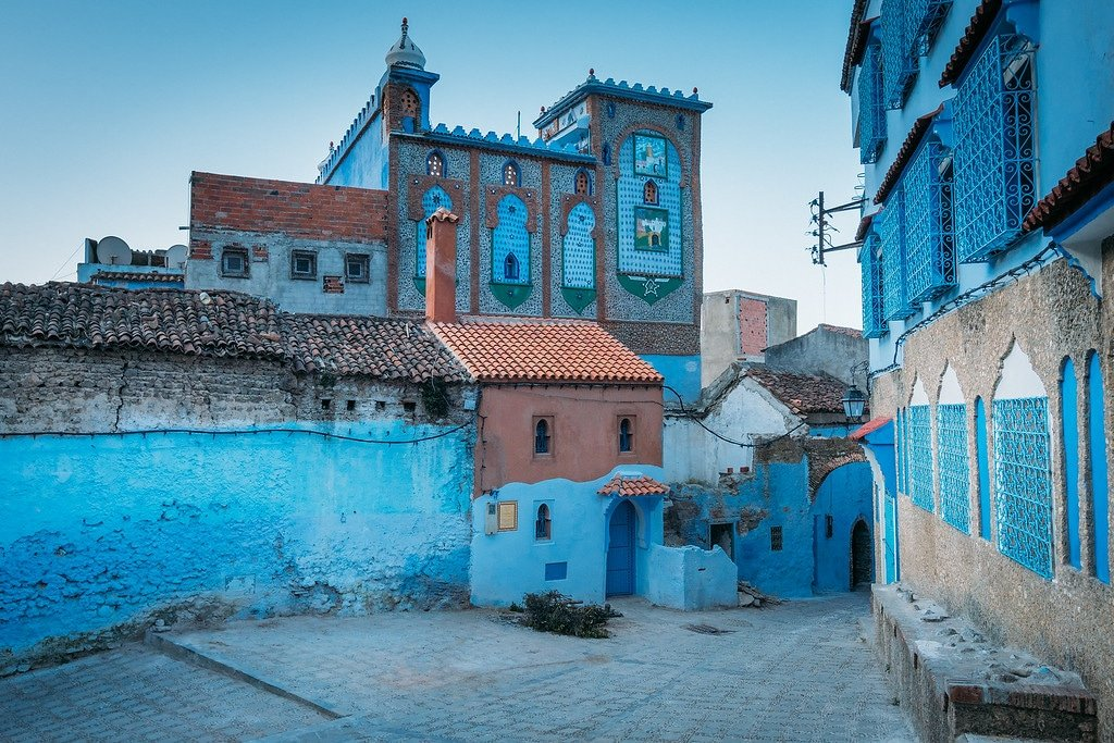 Chefchaouen the Blue City