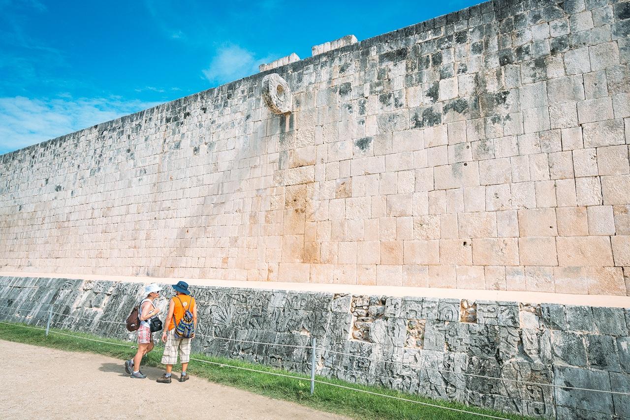 chichen-itza-ball-game ▷ Las ruinas de Chichén Itzá: la maravilla del mundo en México