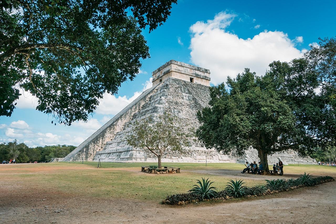 chichen-itza-el-castillo ▷ Las ruinas de Chichén Itzá: la maravilla del mundo en México