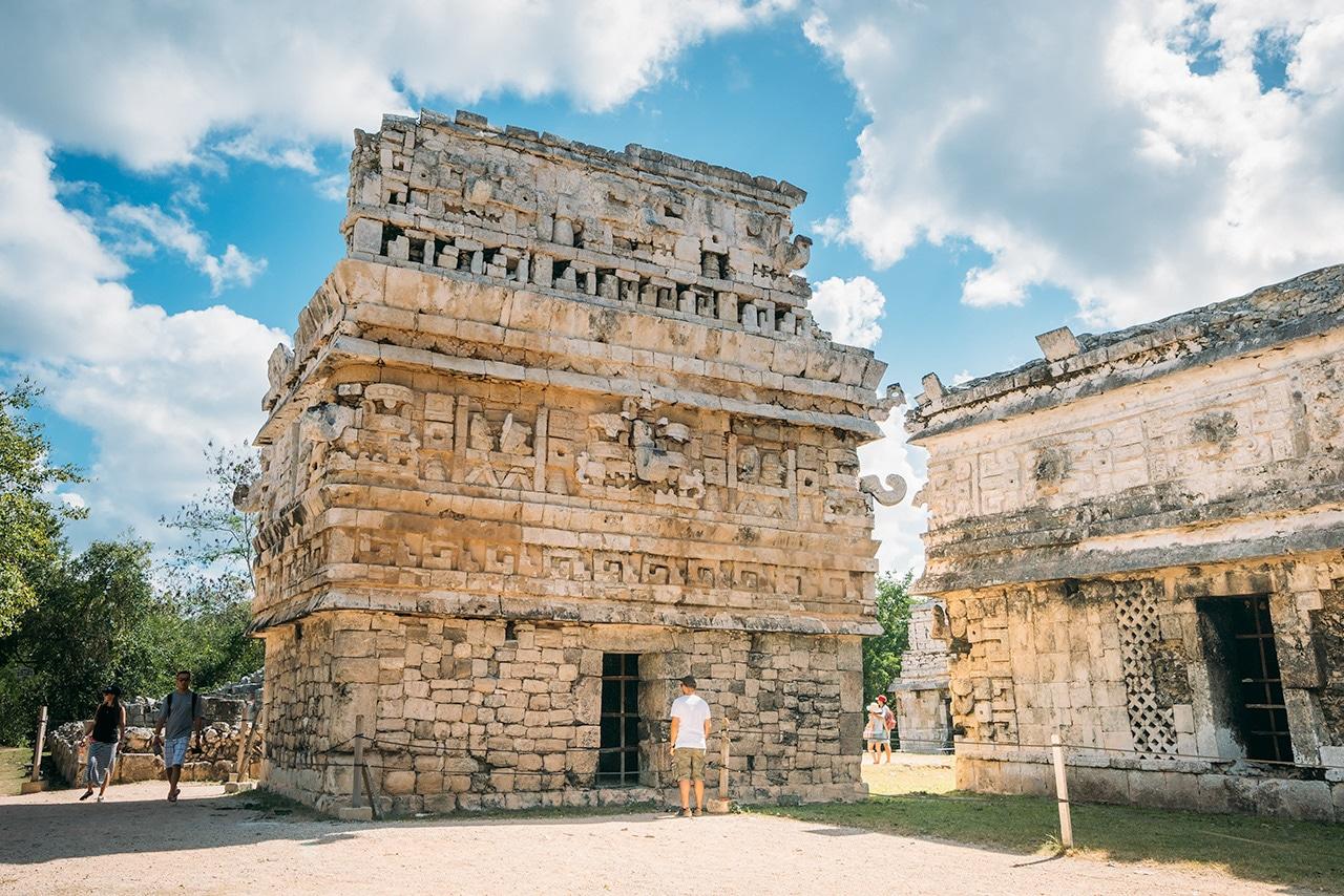 chichen-itza-la-iglesia ▷ Las ruinas de Chichén Itzá: la maravilla del mundo en México