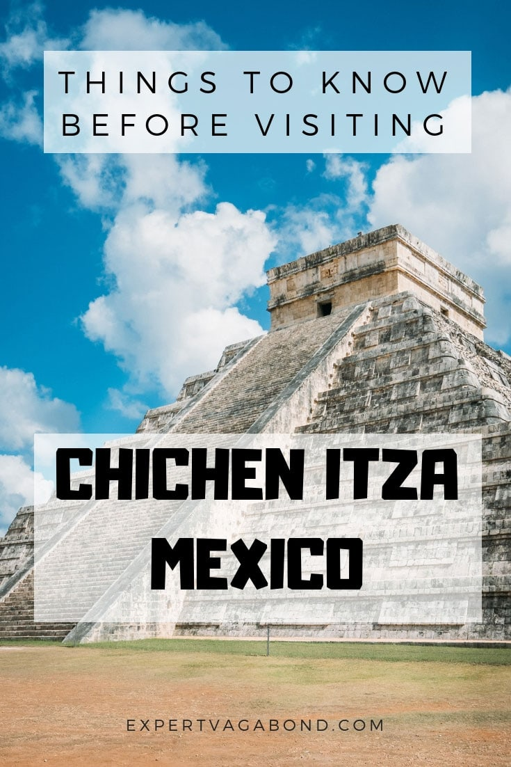 Here's everything you need to know before visiting Mexico's Chichen Itza archeological site! One of the 7 Wonders of the World.