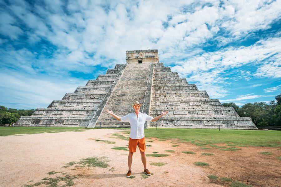 Chichen Itza Ruins Mexico