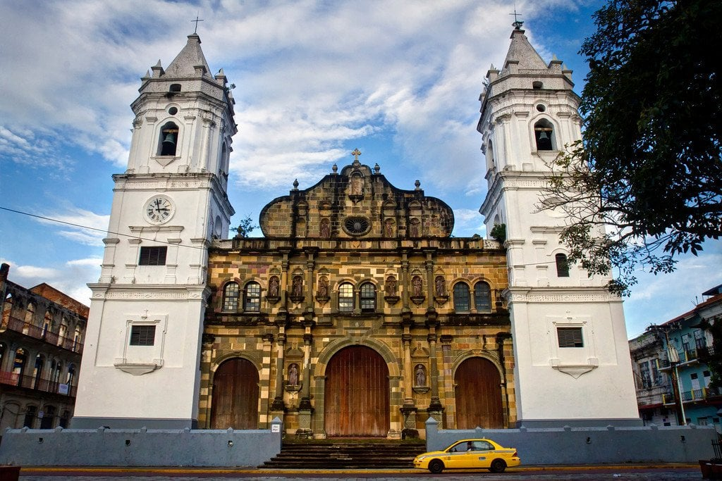 Cathedral Metropolitana Panama City