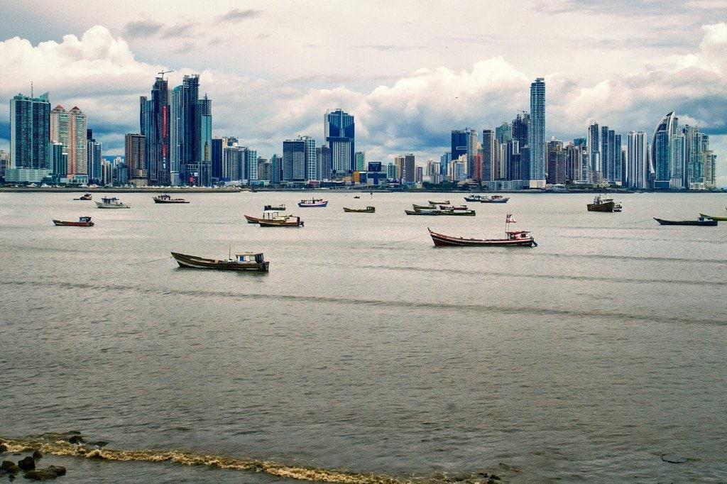 Fishing Boats Panama City