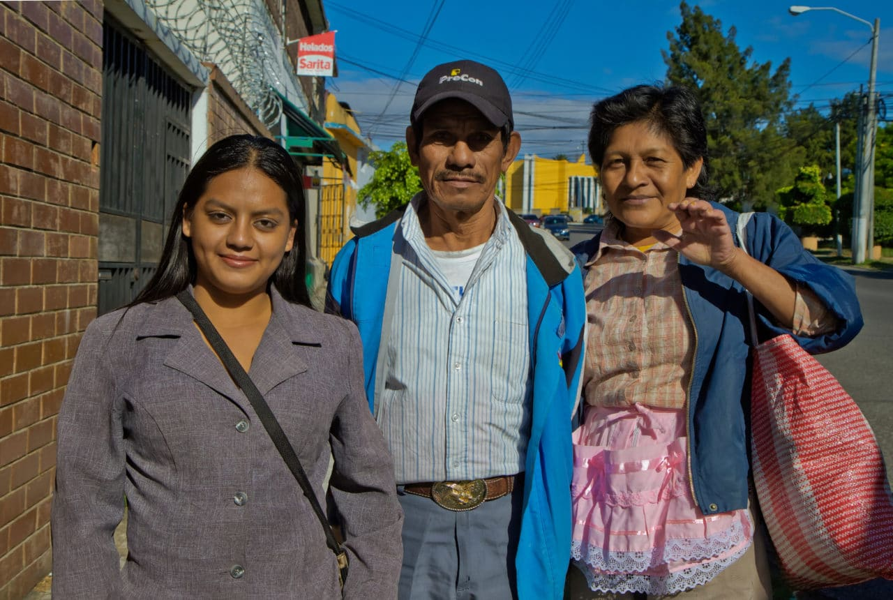 Local Guate Family