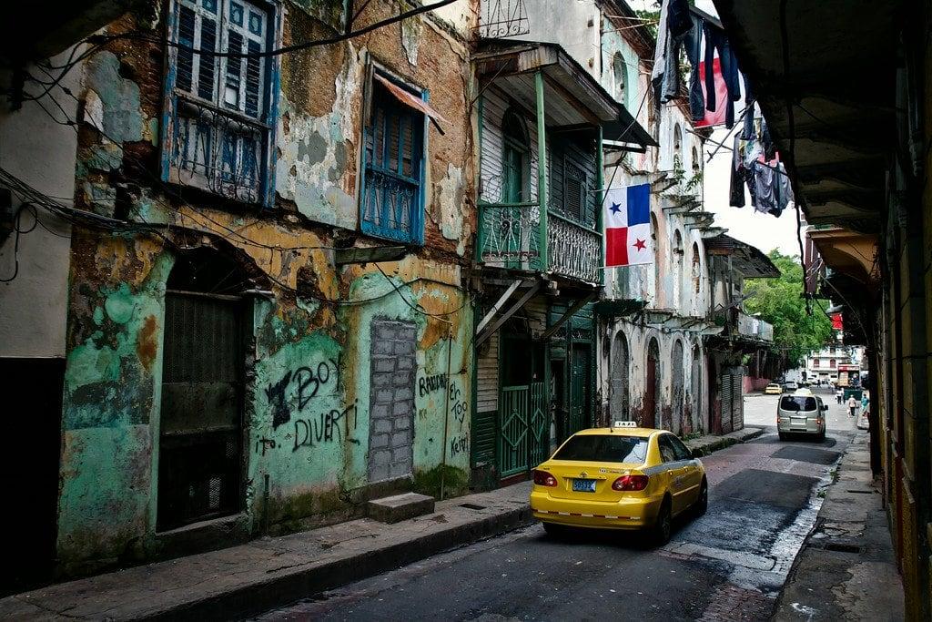 Panama City Alley
