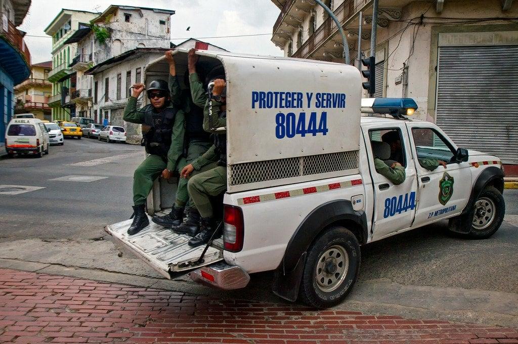 Panama City Police