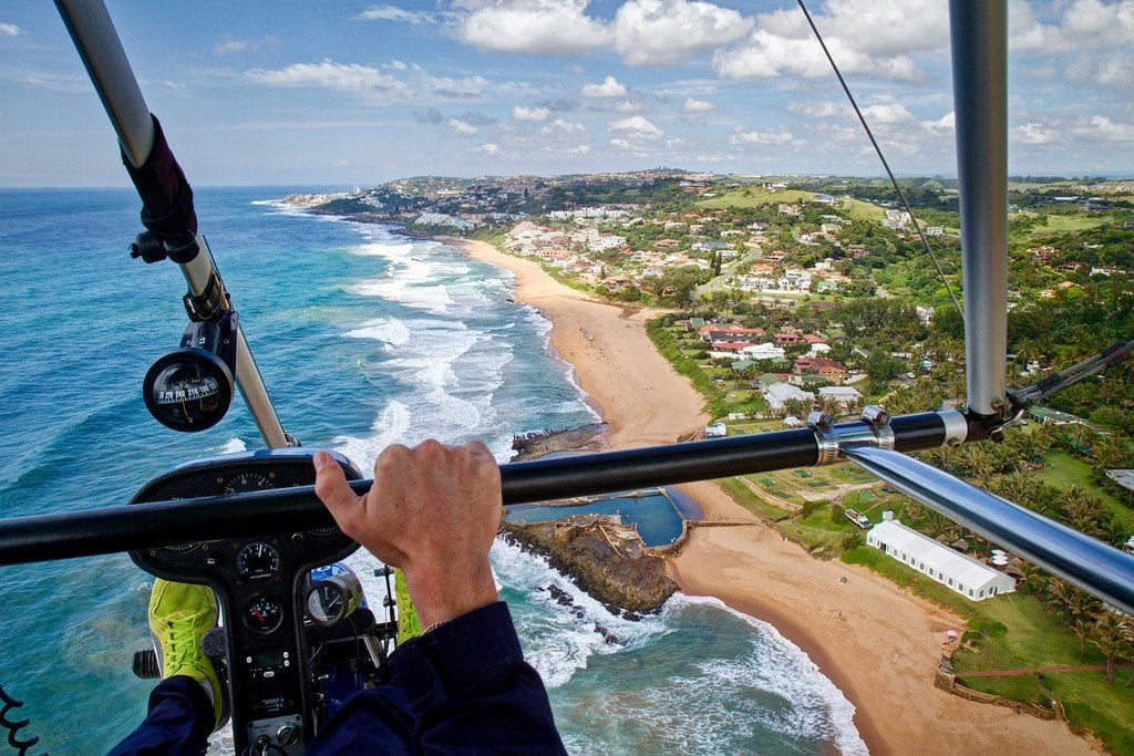 Microlight Coastline South Africa