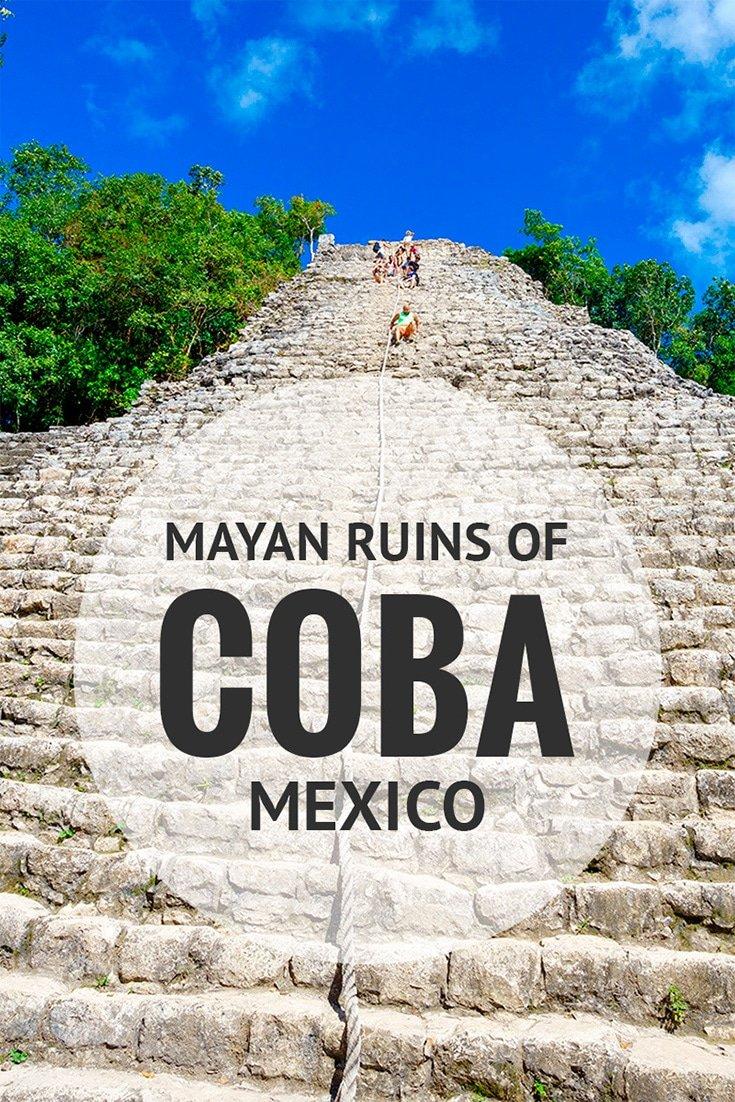 The Mayan Ruins Of Coba. More at ExpertVagabond.com