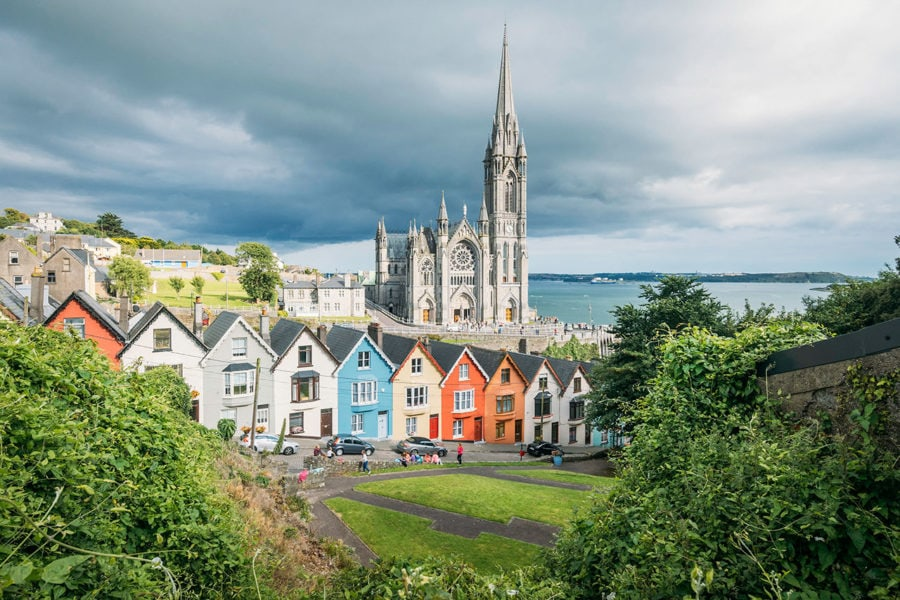 Irish Cathedral in Cobh