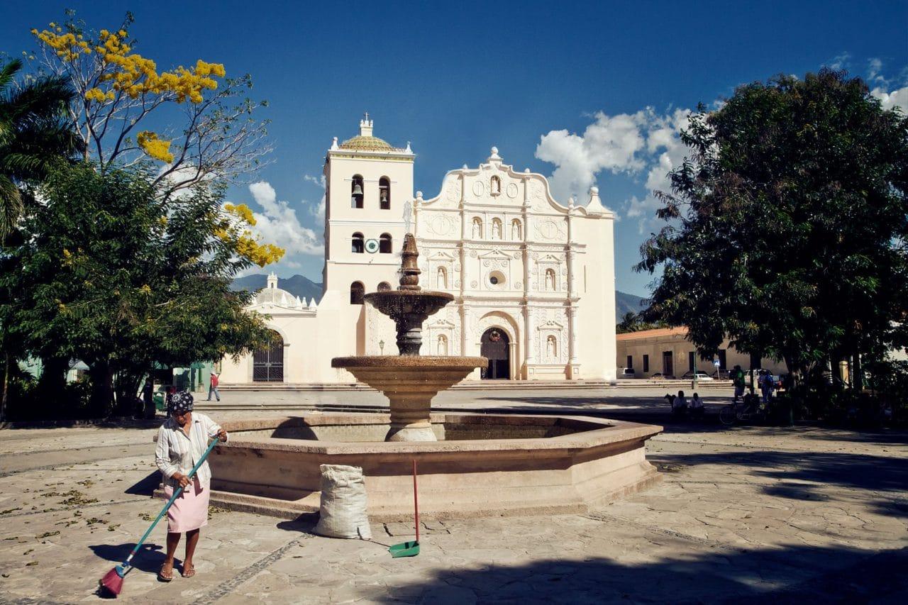 Comayagua Honduras Cathedral
