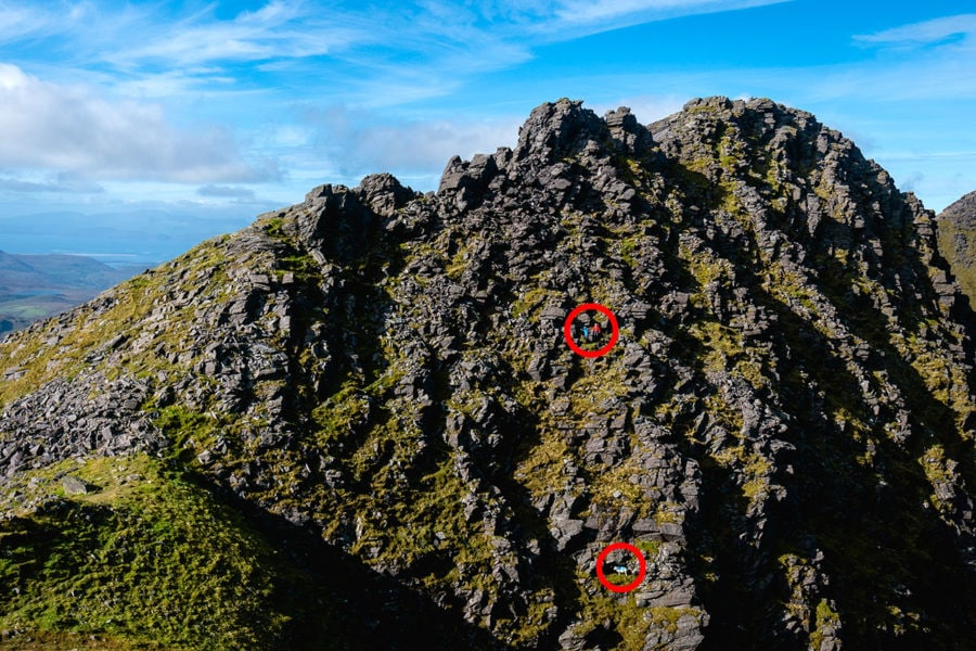 Beenkeragh Ridge Trail
