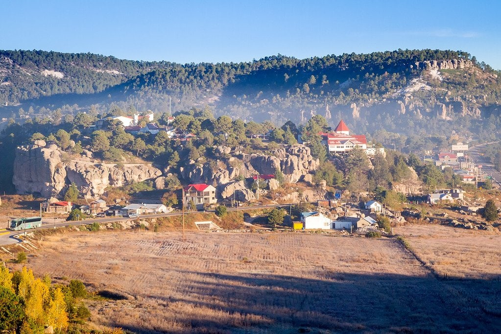 Creel, Copper Canyon Mexico