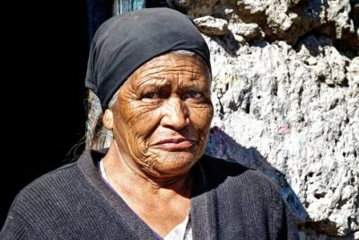Meet Petra: The Woman Who Lives In A Cave