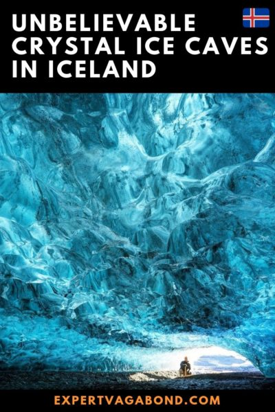 Iceland's Crystal Ice Caves #Photography #Iceland #Caves