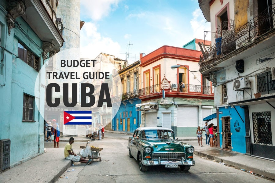 Ultimate Travel Guide to Cuba with tips for visiting