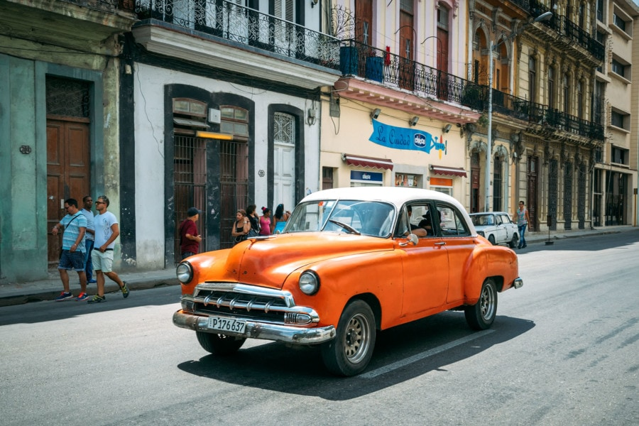 Cuba Travel Ban