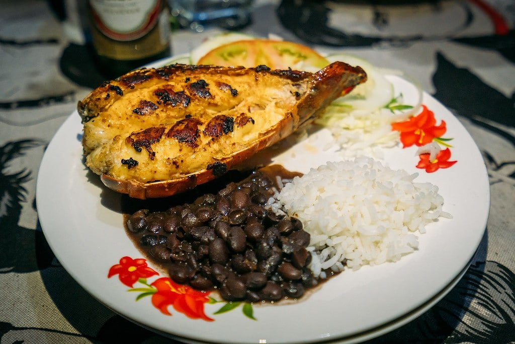 What to eat in Cuba