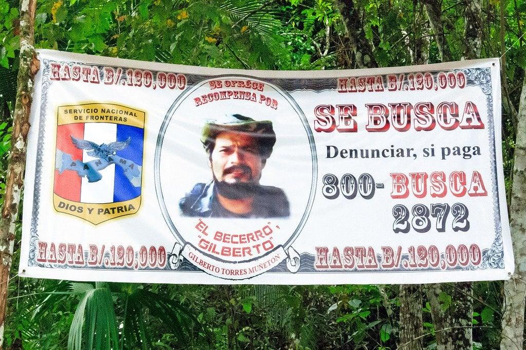 Farc Rebels Darien Panama