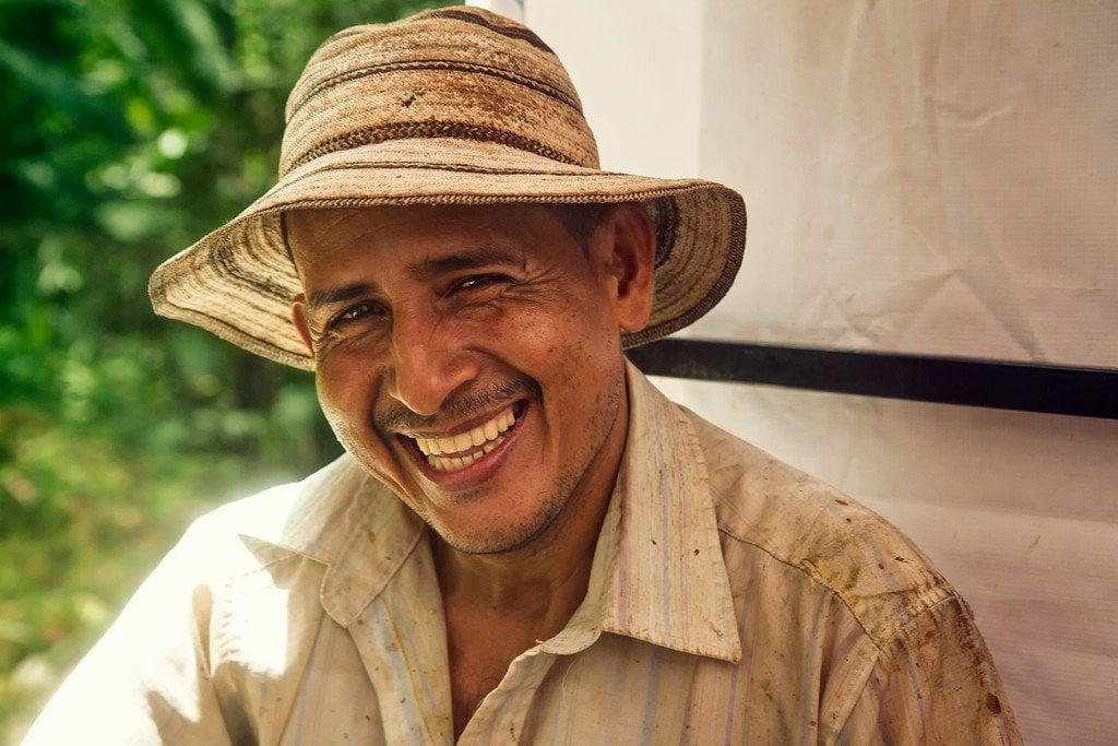 Local Man Darien Panama