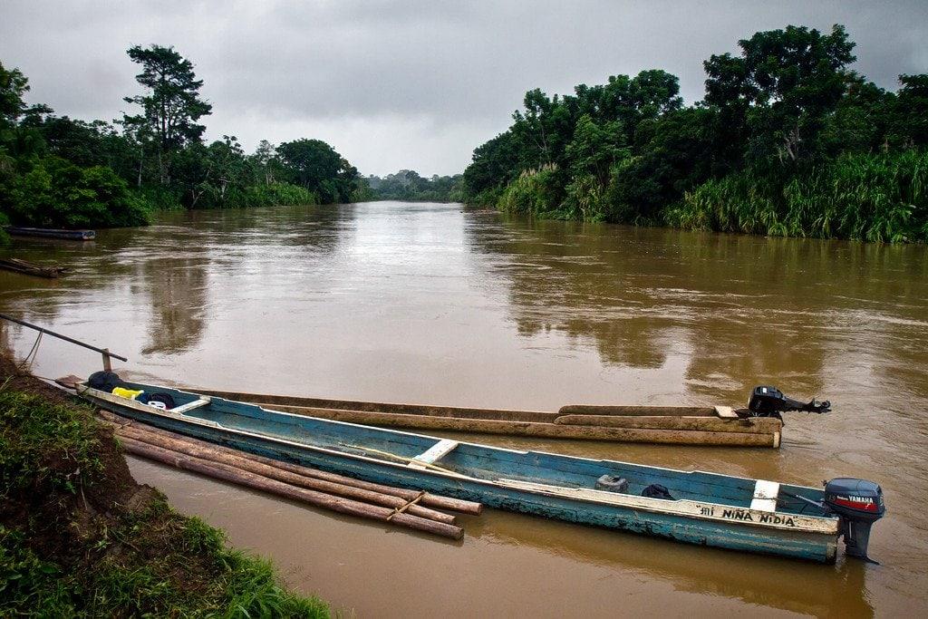 Turia River Darien Panama