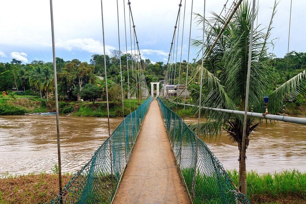 Bridge Darien Panama