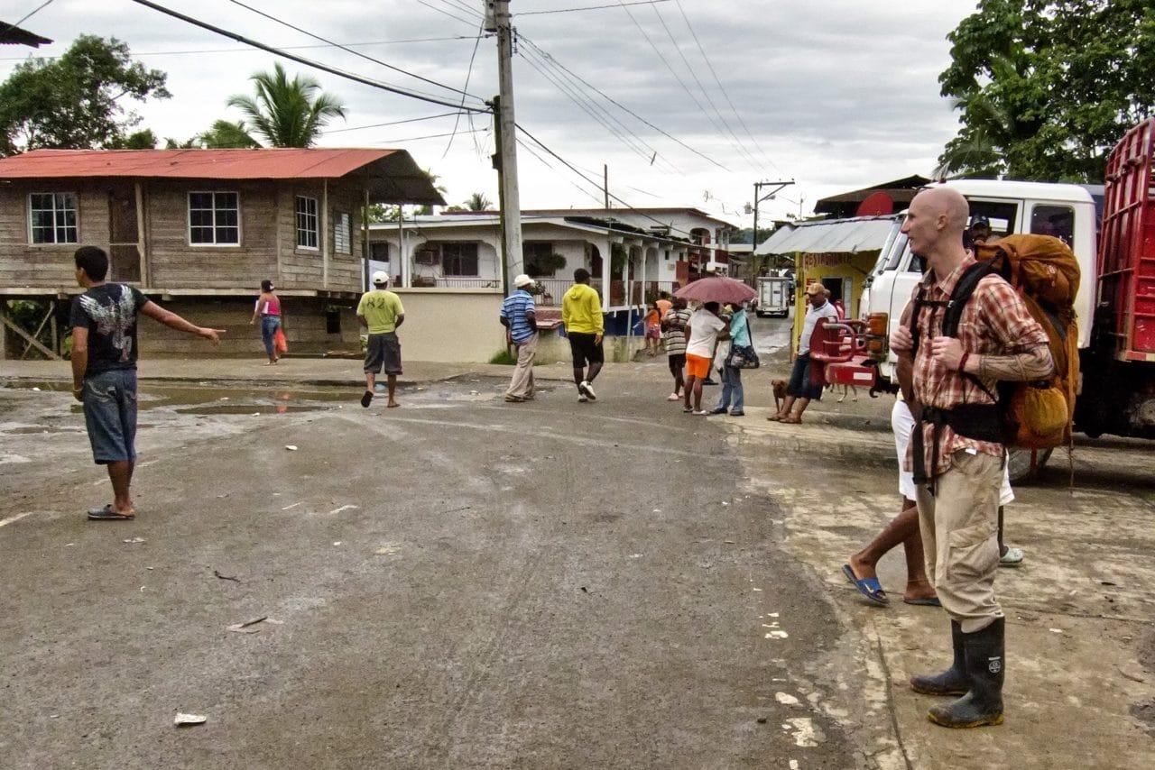 Darien Gap Yaviza Panama